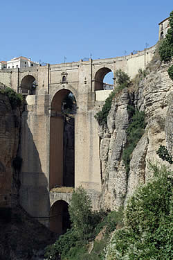 The ancient town of Ronda